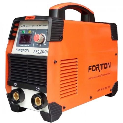 Máy hàn điện tử mini xách tay Forton ARC-200I