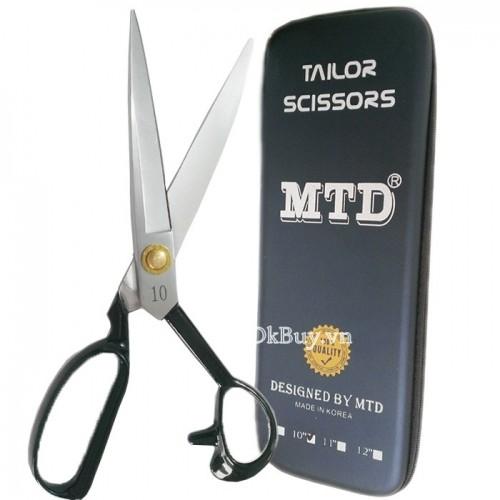 Kéo cắt vải Hàn Quốc MTD/ Tailor Scissors-10 inch