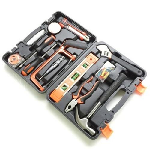 Bộ dụng cụ sửa chữa cầm tay 12 món Nikio đa năng