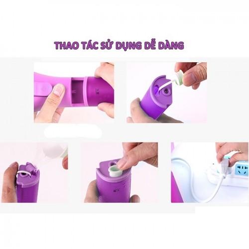Bàn ủi hơi nước cầm tay Sokany YG-868A