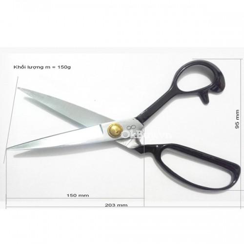 Kéo cắt vải Hàn Quốc MTD/ Tailor Scissors-8 inch