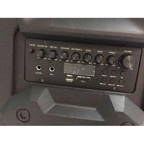 Loa vali kéo hát Karaoke Bluetooth Order TB-T15F