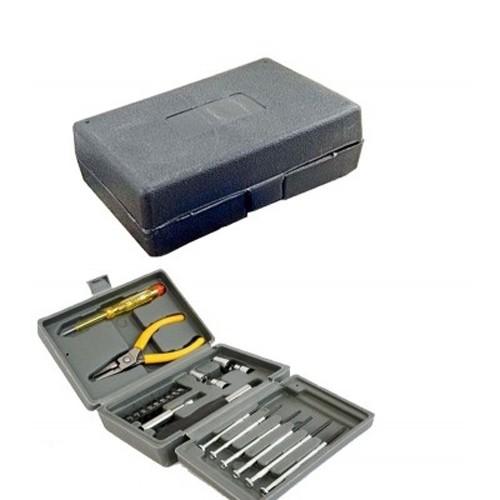 Bộ dụng cụ sửa chữa cầm tay mini Nikio 24 món