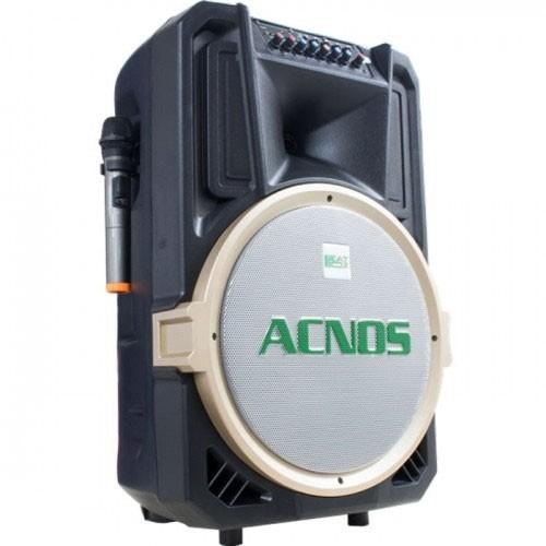 Loa Karaoke Bluetooth vali kéo Soncamedia Acnos KB-39C