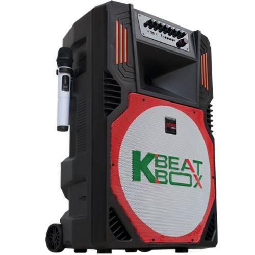 Dàn loa kéo karaoke di động Acnos Beatbox CB39