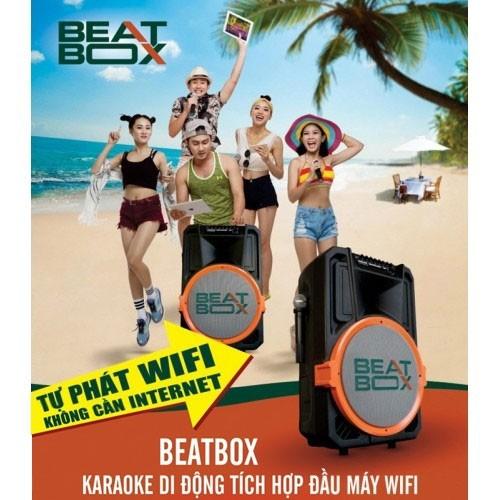 Loa vali kéo di dộng Karaoke Bluetooth Acnos KB-39U