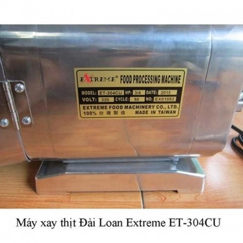 Máy xay thịt công nghiệp Đài Loan Extreme ET-304CU 3/4HP