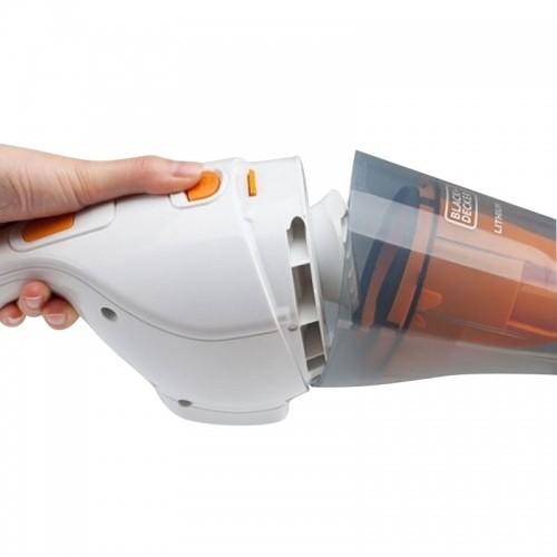 Máy hút bụi pin sạc hút ướt và khô Black Decker WD7201B-B1 7.2V