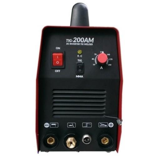 Máy hàn điện tử 2in1 Legi TIG-200AM - 4.6KVA - Hàn Tig và Que