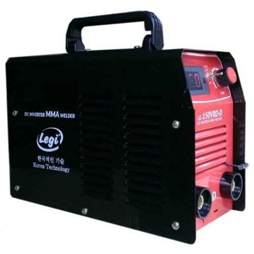 Máy hàn điện tử mini Legi LG-150VRD-D hàn que 1.6 tới 3.2mm