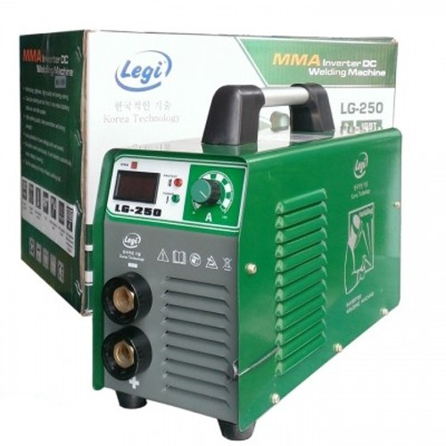 Máy hàn điện tử công nghiệp Legi LG-250D - 5.6 KVA
