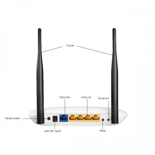 Thiết bị phát Wifi TPlink TL-WR841N