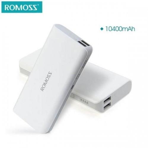 Pin sạc dự phòng Romoss Sense 4 10400mAh - Hàng chính hãng