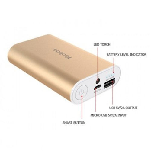 Pin sạc dự phòng Yoobao M3-7800mAh (pin sạc cho điện thoại và ipad)