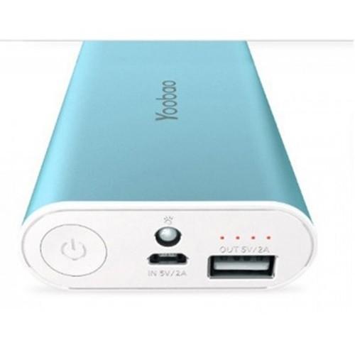 Pin dự phòng Yoobao S3/YB-6033 - 6000mAh
