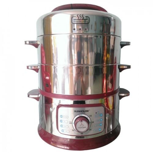Nồi hấp điện đa năng SunHouse SHD-4401 (3,2 lít)
