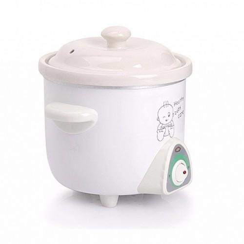 Nồi nấu cháo bằng điện cho bé Guang Xing 0,7L