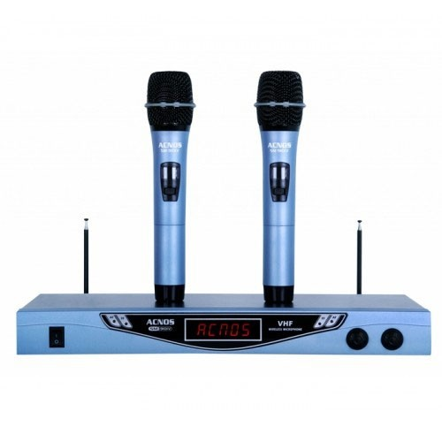 Micro Karaoke không dây cao cấp ACNOS SM-9101V