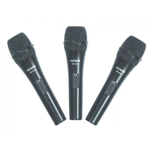 Micro Karaoke có dây ACNOS SM-606