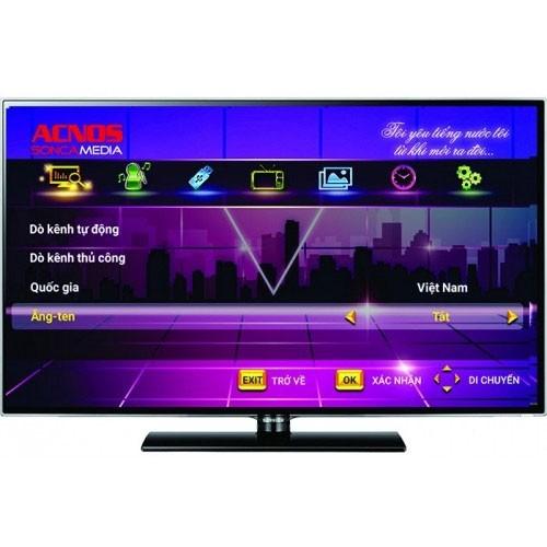 Đầu thu truyền hình số mặt đất Acnos DVB-T2 KT1