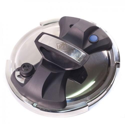 Nồi áp suất gas inox 304 Ksun BA-2886 - 5L - 3 đá
