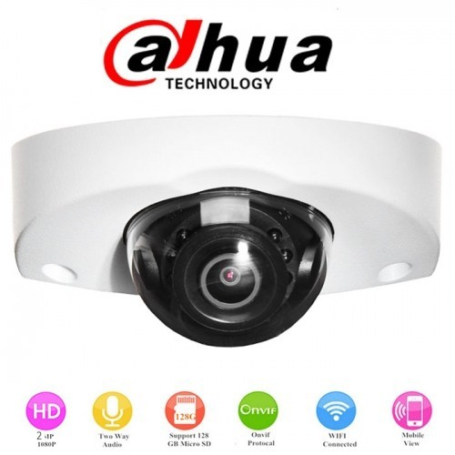 Camera IP Dahua Eco savvy IPC-HDBW4221FP-AS