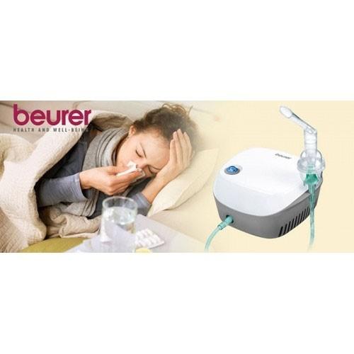 Máy xông khí dung mũi họng Beurer IH18