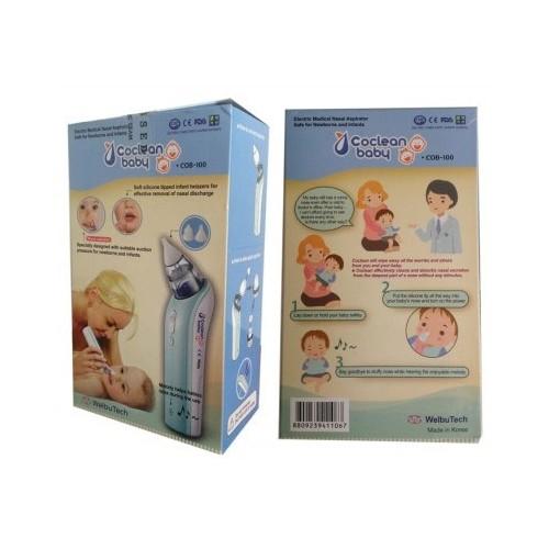 Máy hút mũi cho bé Welbutech Co-Clean Baby COB-100