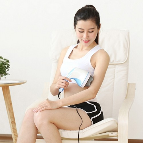 Máy massage Body cầm tay 4 đầu Puli PL-603AC4 - Korea