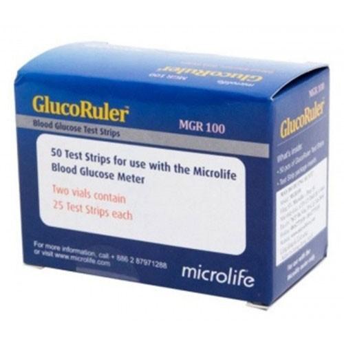 Que thử đường huyết Microlife GlucoRuler MGR100