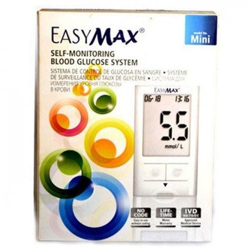 Máy đo đường huyết cá nhân EasyMax Mini