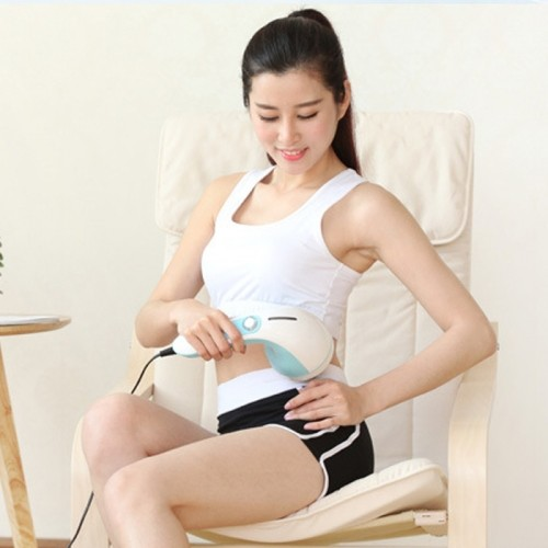 Máy massage cầm tay 4 đầu Hàn Quốc Puli PL-607B - Cơ