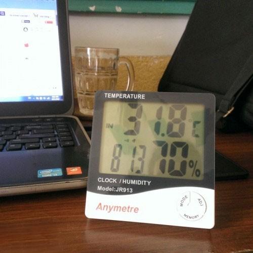 Máy đo độ ẩm phòng điện tử Anymetre JR913