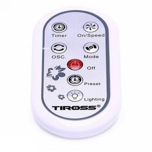 Quạt cây đứng có điều khiển Tiross TS 956-1