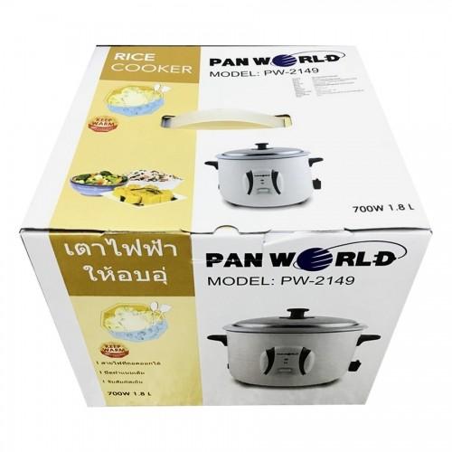 Nồi cơm điện nắp rời Panworld PW-2149 - 1.8L
