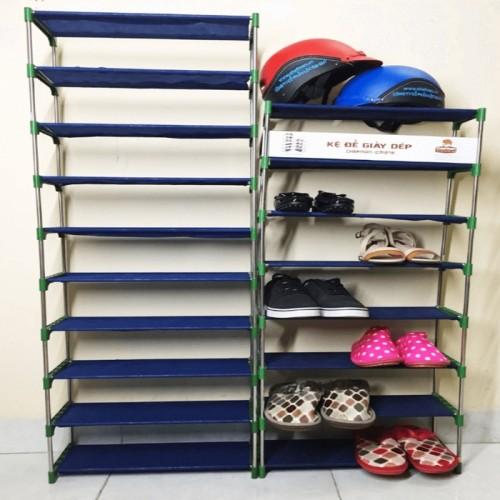 Kệ để giày dép bằng vải 4 tầng Chefman CM 2110
