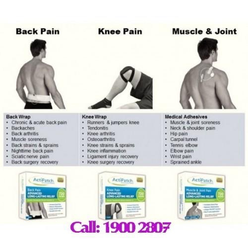 Thiết bị điều trị đau nhức không dùng thuốc Pain Gear 720 Hours