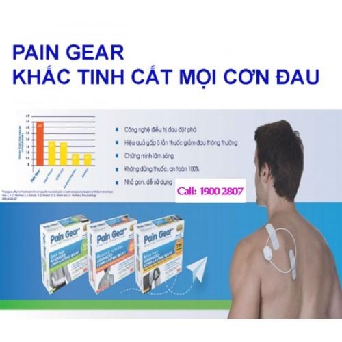 Thiết bị chữa trị đau nhức không dùng thuốc Pain Gear 720 Hours