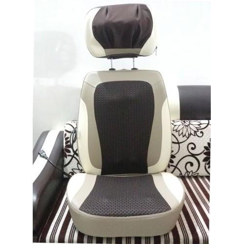 Ghế massage hồng ngoại Hàn Quốc Puli PL-887 - Dòng Cao Cấp
