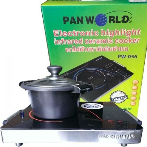 Bếp hồng ngoại Thái Lan PanWorld PW-056