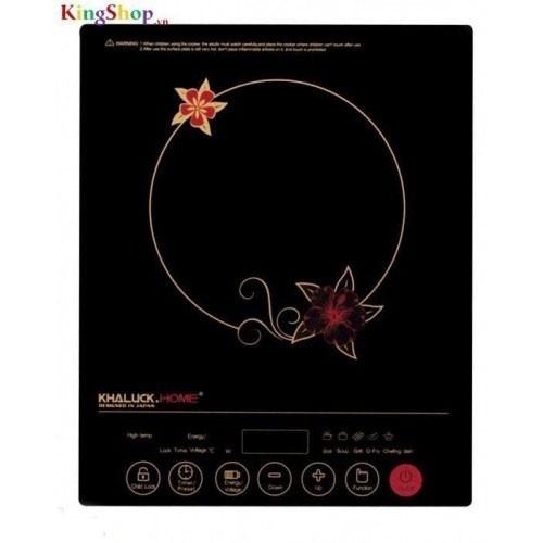 Bếp hồng ngoại đơn Nhật Bản Khaluck Home KL-196 - 2000W