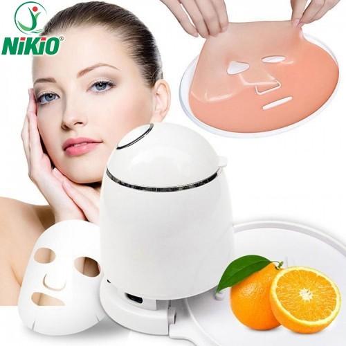 Máy làm mặt nạ trái cây và xông hơi mặt mũi Nikio NK-A026