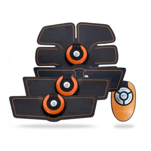 Máy massage xung điện tập GYM 6 múi Smart Wireless Mobile GYM