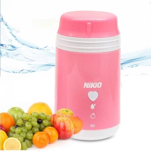 Máy xay làm mặt nạ trái cây hoa quả tươi Nikio NK-A016