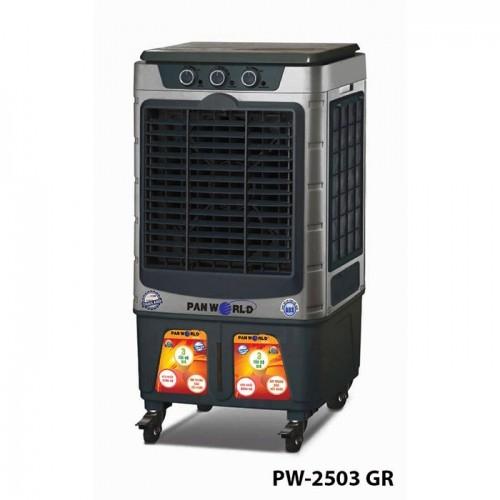 Máy làm mát không khí PanWorld PW-2503 GR - Núm cơ - 160W
