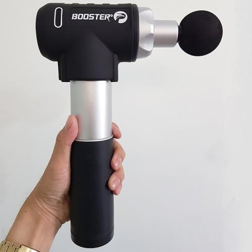 Súng massage gun cao cấp Mỹ Booster PRO 2 - 135W, 9 cấp độ