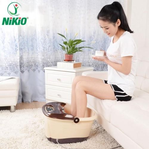 Bồn ngâm chân massage hồng ngoại Nikio NK-192
