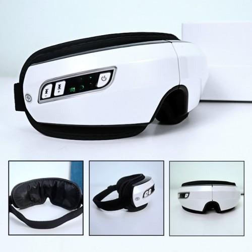 Máy massage mắt áp suất khí có nhiệt và kết nối điện thoại nghe nhạc