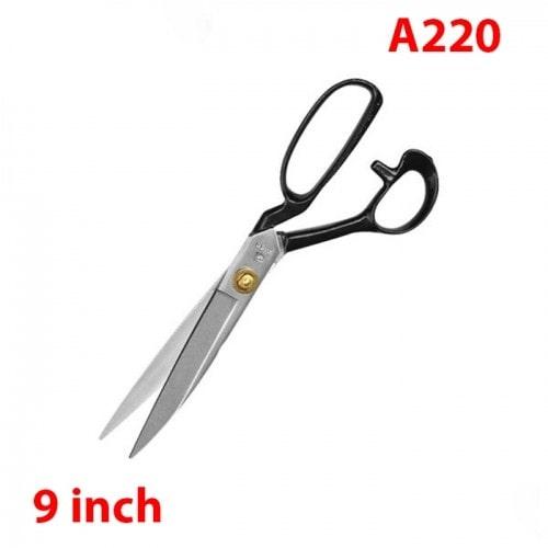 Kéo cắt vải Chuồn Chuồn Hàn Quốc Dragonfly Scissors A-220 9 inch