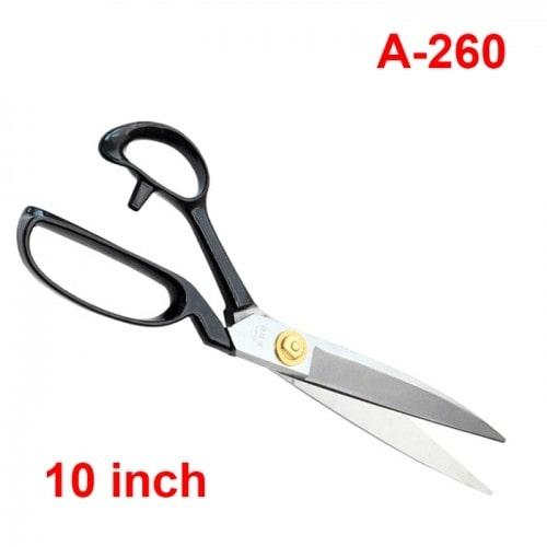Kéo cắt vải Chuồn Chuồn Hàn Quốc Dragonfly Scissors A-240 10 inch